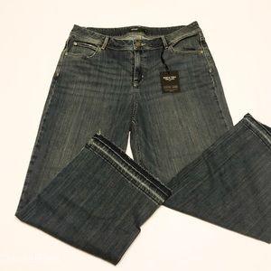 SIMPLY VERA VERAWANG- Crop Jean